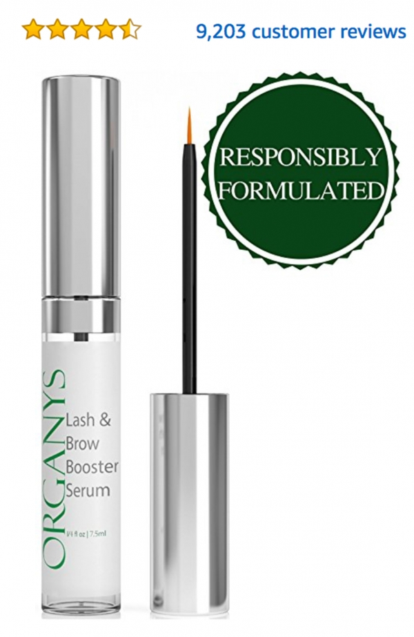 The best serums for eyelash and eyebrow growth.