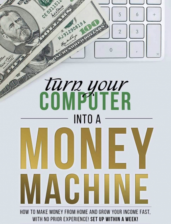 Learn how to make money from home!