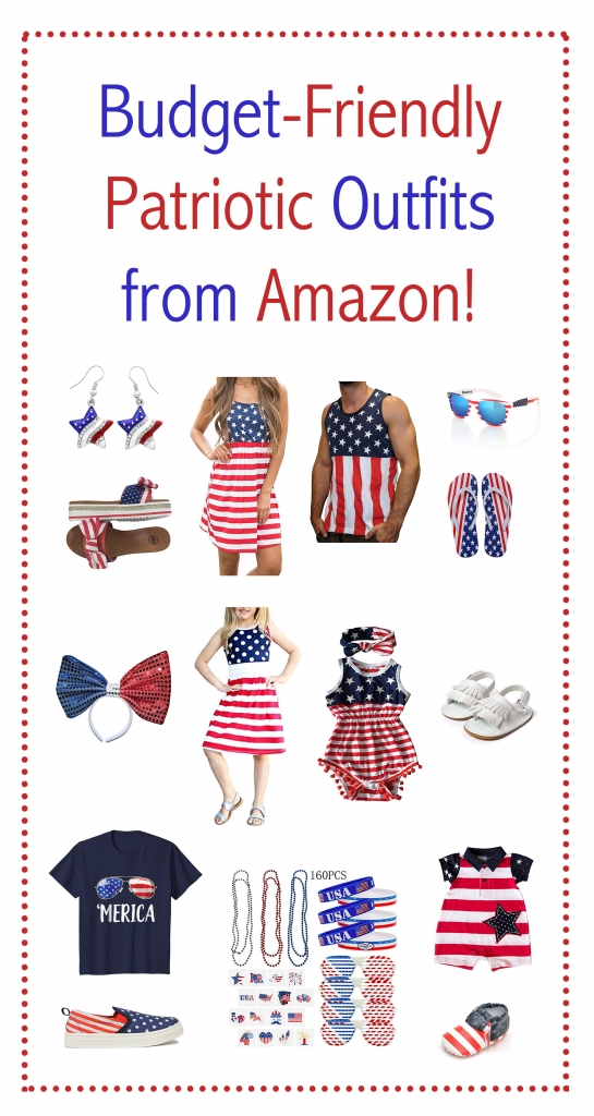 Patriot Outfits, 4th of July Outfits, American flag outfits, American flag dress, American flag shirt