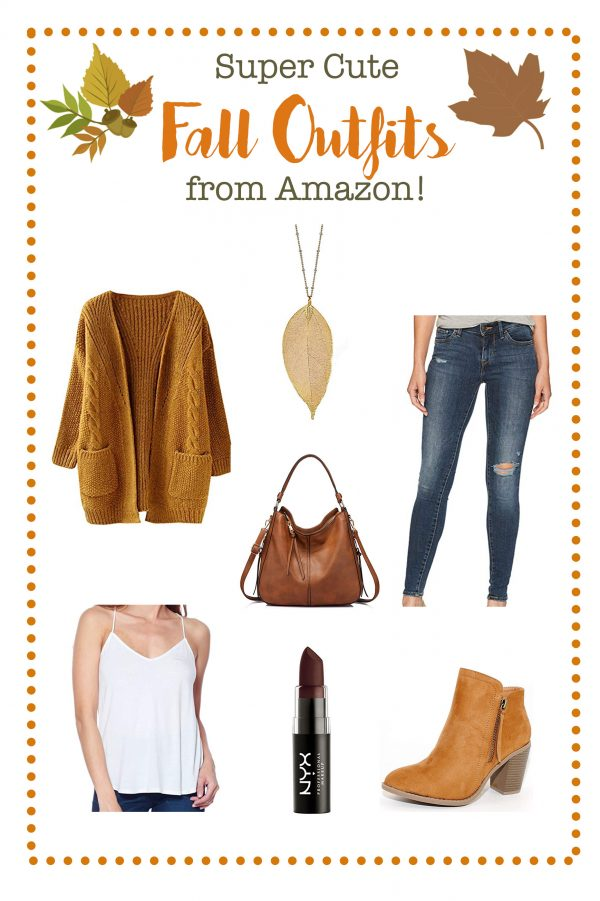Fall Outfits from Amazon