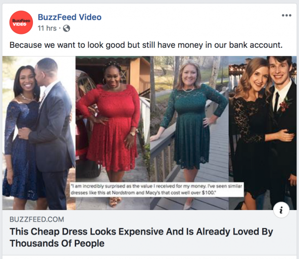 Cheap Dress that is Loved by Thousands