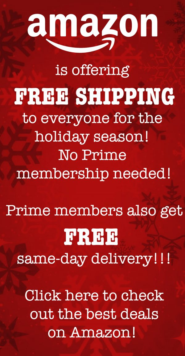 Amazon Offers Free Shipping for Everyone!