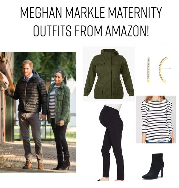 Meghan Markle Maternity Outfits from Amazon!