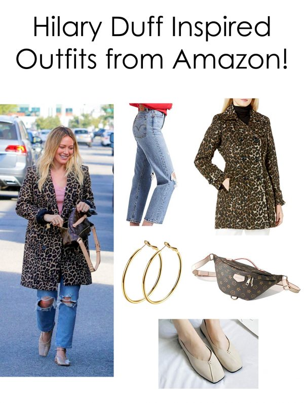 Hilary Duff Inspired Outfits from Amazon!