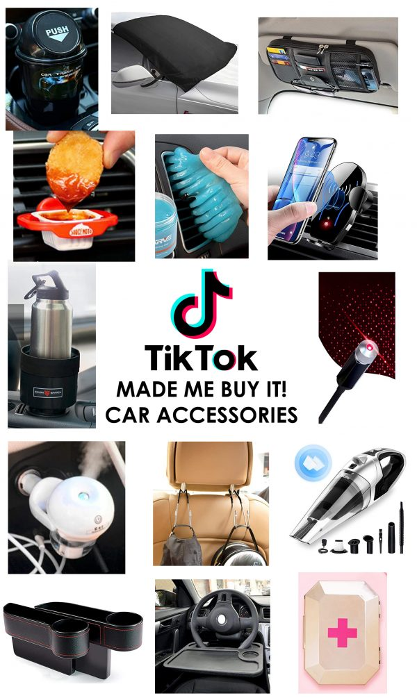TikTok Car Accessories!
